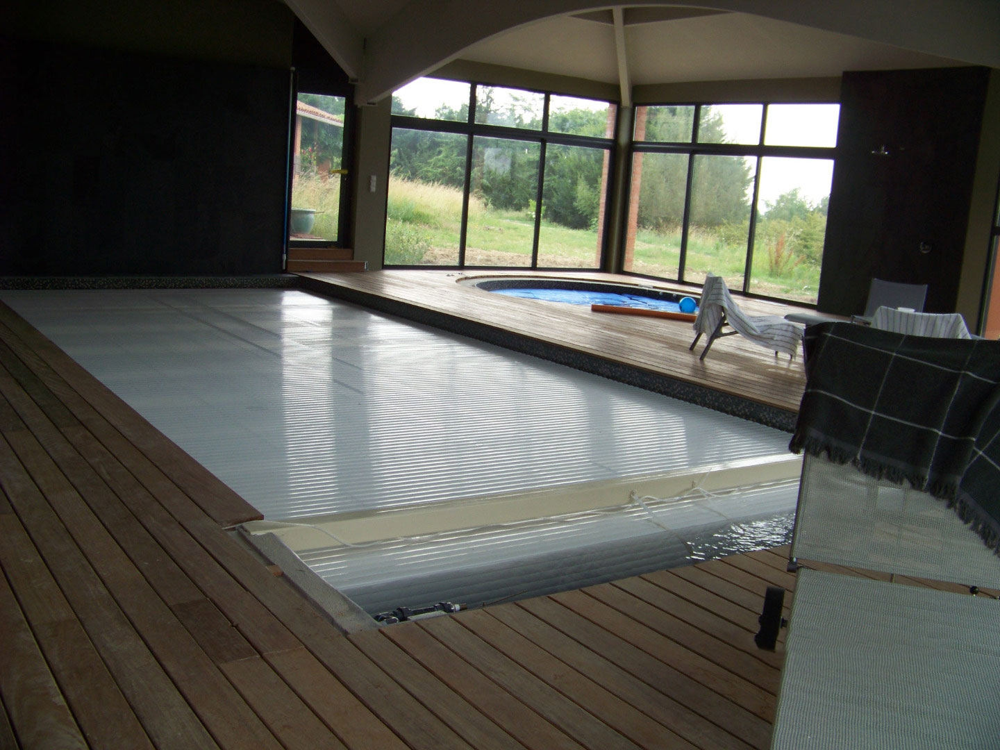 Crp r novation r alise vos travaux de r novation toulouse for Construire piscine interieure
